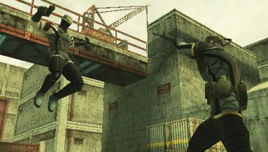 Metal Gear Solid: Portable Ops (PSP)  Archiv - Screenshots - Bild 28