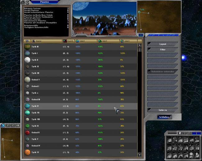 Space Empires 5  Archiv - Screenshots - Bild 29