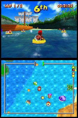 Diddy Kong Racing DS (DS)  Archiv - Screenshots - Bild 12