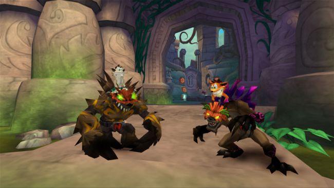Crash of the Titans  Archiv - Screenshots - Bild 5