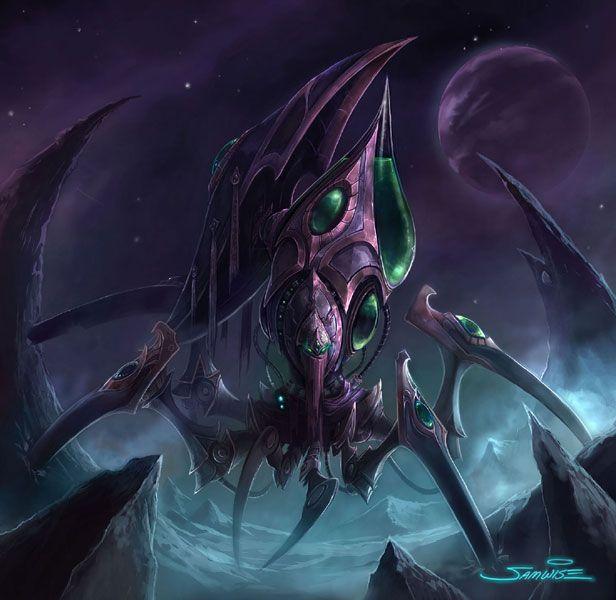 StarCraft 2  Archiv - Artworks - Bild 12