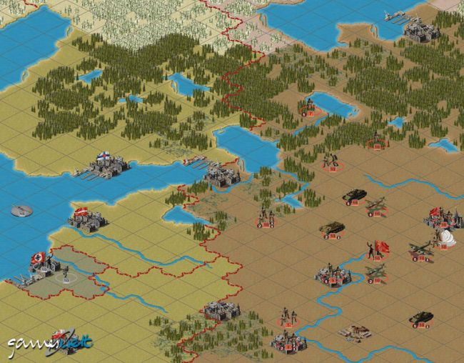 Strategic Command 2 Blitzkrieg  Archiv - Screenshots - Bild 13