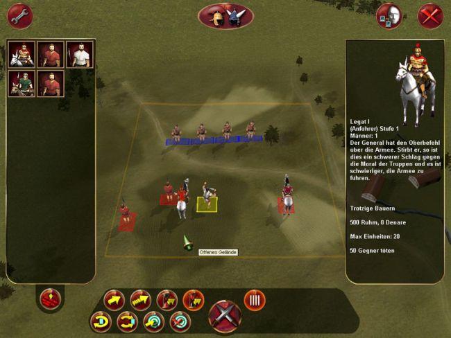 Great Battles of Rome  Archiv - Screenshots - Bild 3