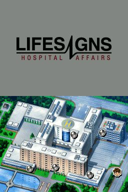 Lifesigns: Hospital Affairs (DS)  Archiv - Screenshots - Bild 10