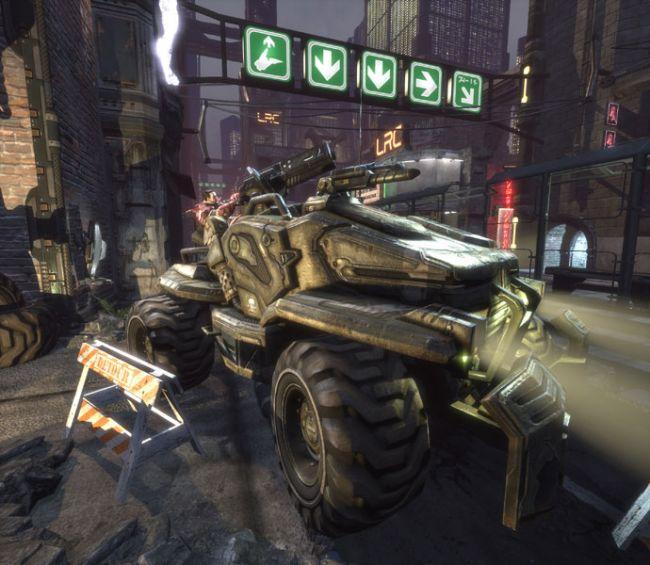 Unreal Tournament 3  Archiv - Screenshots - Bild 13