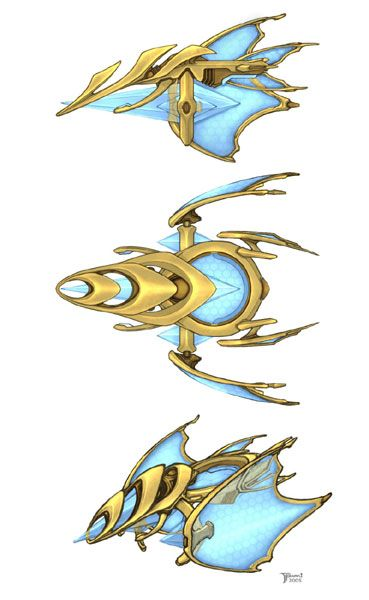 StarCraft 2  Archiv - Artworks - Bild 11