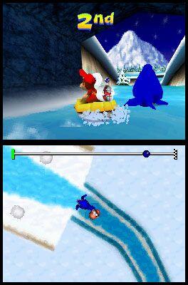Diddy Kong Racing DS (DS)  Archiv - Screenshots - Bild 9