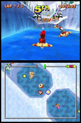 Diddy Kong Racing DS (DS)  Archiv - Screenshots - Bild 3