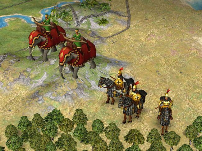 Civilization 4: Beyond the Sword  Archiv - Screenshots - Bild 20