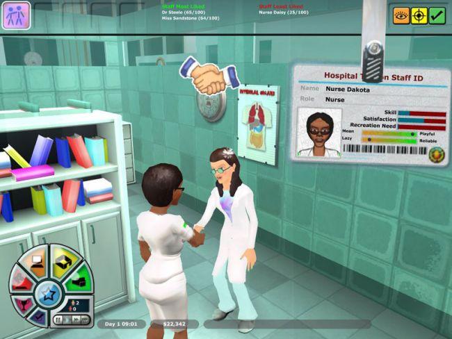 Hospital Tycoon  Archiv - Screenshots - Bild 13