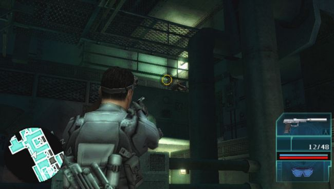 Syphon Filter: Logan's Shadow (PSP)  Archiv - Screenshots - Bild 12