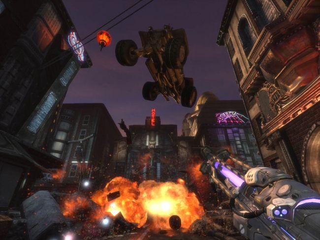 Unreal Tournament 3  Archiv - Screenshots - Bild 22