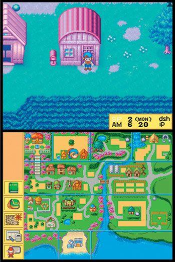 Harvest Moon DS (DS)  Archiv - Screenshots - Bild 3