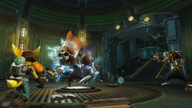 Ratchet & Clank: Tools of Destruction  Archiv - Screenshots - Bild 21