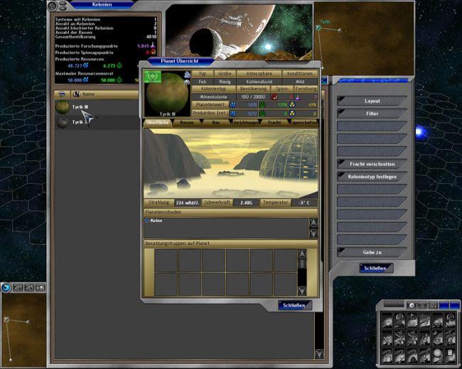 Space Empires 5  Archiv - Screenshots - Bild 28