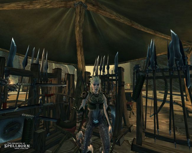 The Chronicles of Spellborn  Archiv - Screenshots - Bild 3