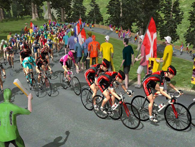 Radsport Manager Pro 2007  Archiv - Screenshots - Bild 15