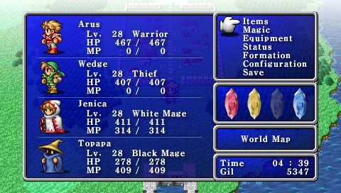 Final Fantasy - Screenshots - Bild 4