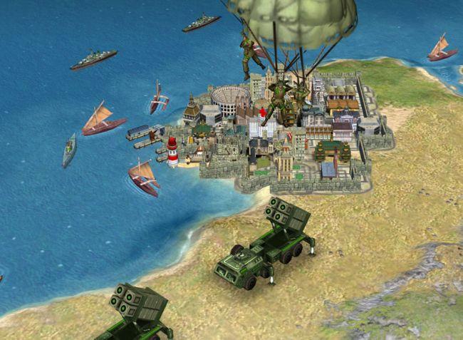 Civilization 4: Beyond the Sword  Archiv - Screenshots - Bild 23