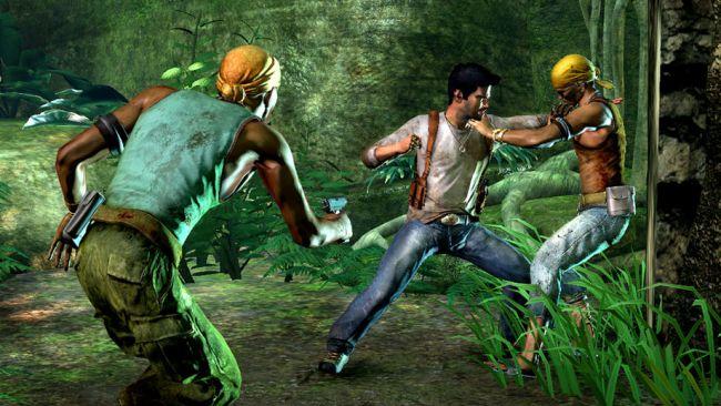 Uncharted: Drakes Schicksal  Archiv - Screenshots - Bild 29