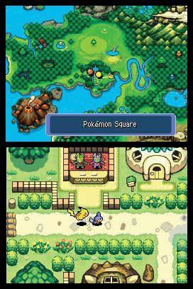 Pokémon Mystery Dungeon: Blue Rescue Team (DS)  Archiv - Screenshots - Bild 27