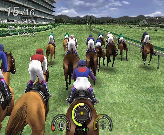 G1 Jockey Wii - Screenshots - Bild 2