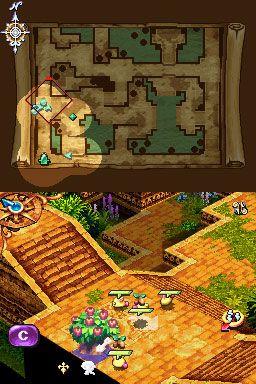 Heroes of Mana (DS)  Archiv - Screenshots - Bild 3