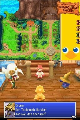 Final Fantasy Fables: Chocobo Tales (DS)  Archiv - Screenshots - Bild 5