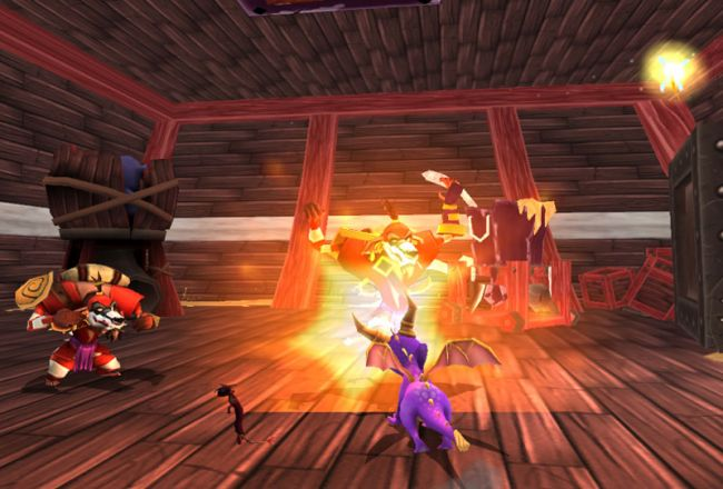 Legend of Spyro: The Eternal Night  Archiv - Screenshots - Bild 15