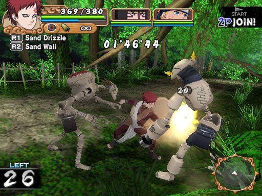 Naruto: Uzumaki Chronicles 2  Archiv - Screenshots - Bild 9