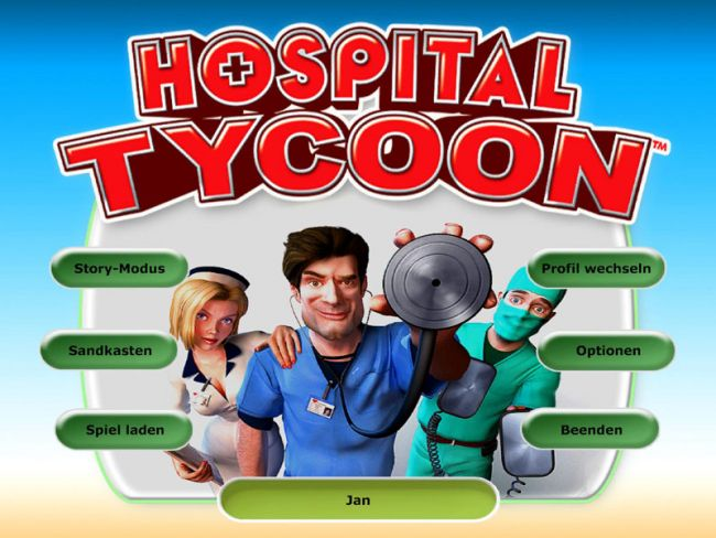 Hospital Tycoon  Archiv - Screenshots - Bild 9
