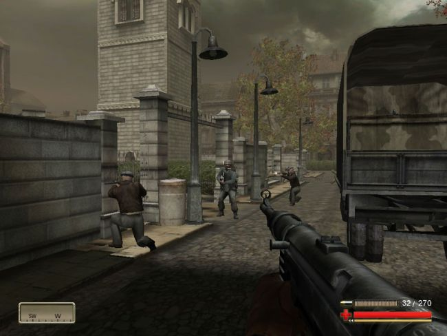 Battlestrike: Der Widerstand  Archiv - Screenshots - Bild 21