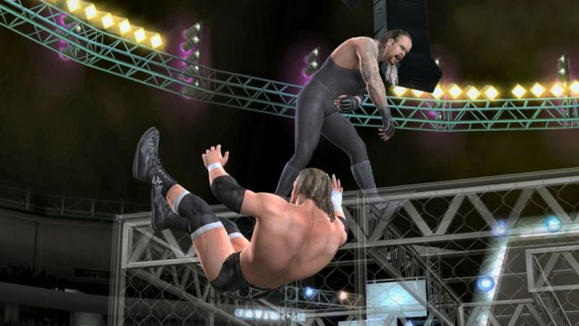 WWE SmackDown vs. Raw 2008  Archiv - Screenshots - Bild 8