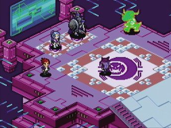 Digimon World Dusk (DS)  Archiv - Screenshots - Bild 7
