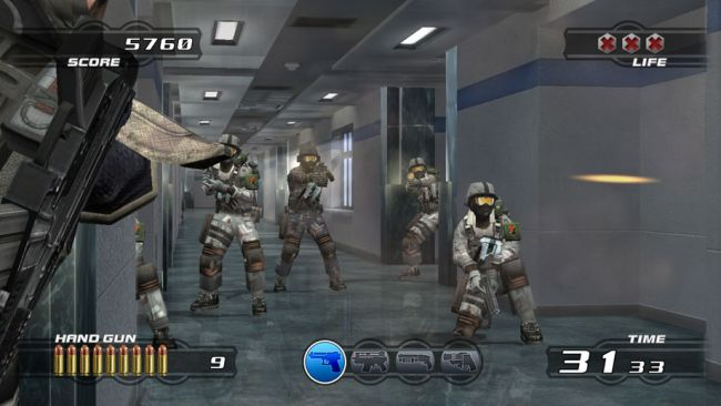 Time Crisis 4  Archiv - Screenshots - Bild 12