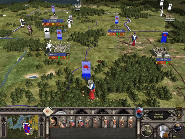 Medieval 2: Total War Kingdoms  Archiv - Screenshots - Bild 64
