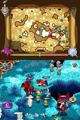 Heroes of Mana (DS)  Archiv - Screenshots - Bild 6