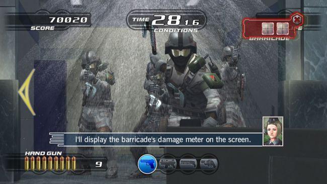 Time Crisis 4  Archiv - Screenshots - Bild 15