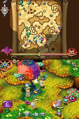 Heroes of Mana (DS)  Archiv - Screenshots - Bild 7
