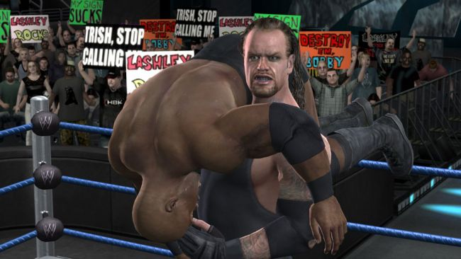 WWE SmackDown vs. Raw 2008  Archiv - Screenshots - Bild 9
