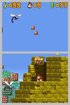 Donkey Kong: Jungle Climber (DS)  Archiv - Screenshots - Bild 20
