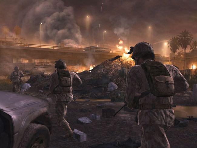 Call of Duty 4: Modern Warfare  Archiv - Screenshots - Bild 34