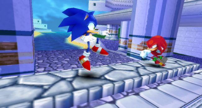 Sonic Rivals 2 (PSP)  Archiv - Screenshots - Bild 12