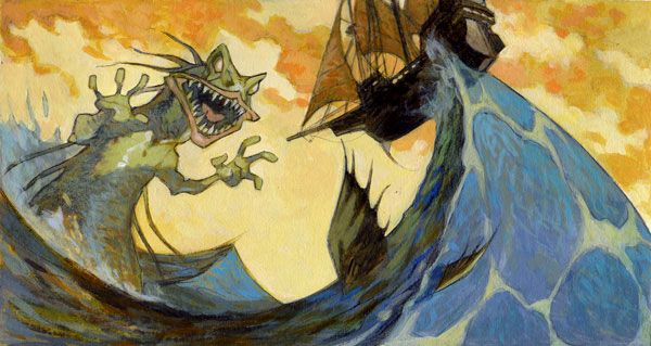 Monkey Island 5 - Artworks - Bild 3