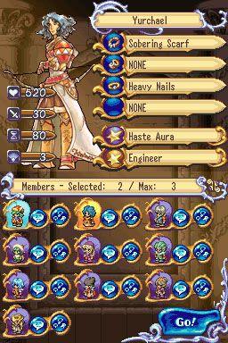 Heroes of Mana (DS)  Archiv - Screenshots - Bild 8