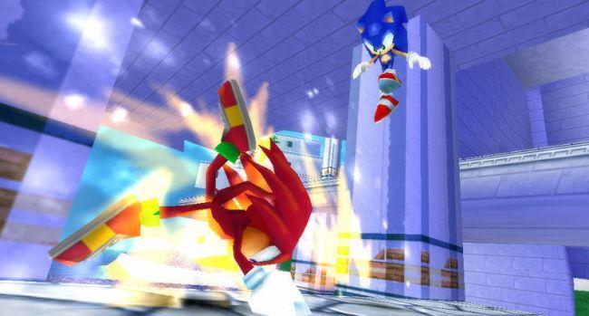 Sonic Rivals 2 (PSP)  Archiv - Screenshots - Bild 13