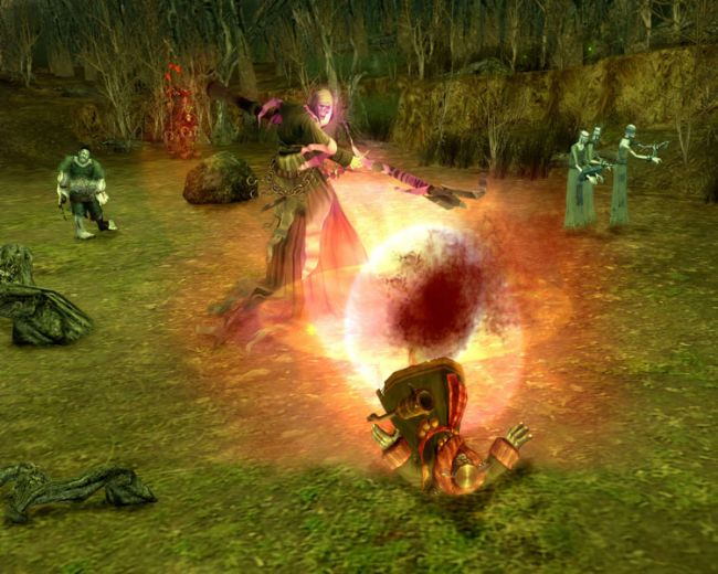 Heroes of Might & Magic 5: Tribes of the East  Archiv - Screenshots - Bild 41