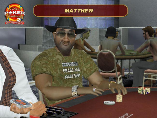 World Poker Championship 2: Final Table Showdown  Archiv - Screenshots - Bild 15