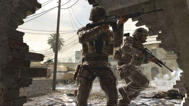 Call of Duty 4: Modern Warfare  Archiv - Screenshots - Bild 20