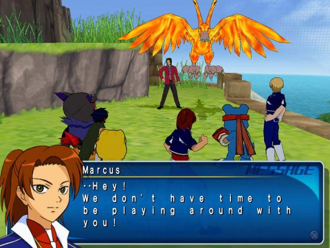 Digimon World Data Squad  Archiv - Screenshots - Bild 13